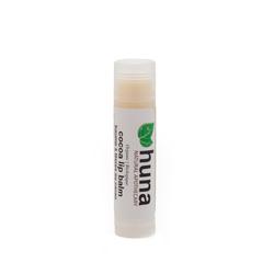 huna Natural Apothecary Organic Cocoa Lip Balm, 4.5g/0.2 oz