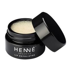 Henne Organics Lip Exfoliator - Lavender Mint, 10ml/0.3 fl oz