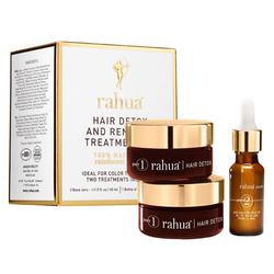 Rahua Hair Detox an Renewal Treatment Kit, 1 set