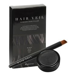 FHI Brands Hair Veil - Black, 1 piece