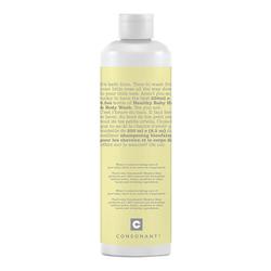 Consonant Healthy Baby Hair & Body Wash, 250ml/8.5 fl oz
