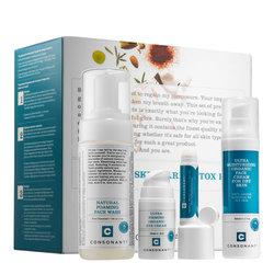 Consonant Healthy Skin Care Detox Kit - Dry Skin, 1 sets