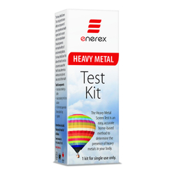 Enerex Heavy Metal Test Kit, 1 pieces