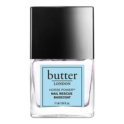 butter LONDON Horse Power Nail Rescue Basecoat, 11ml/0.4 fl oz