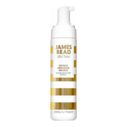James Read SELF TAN Express Bronzing Mousse, 200ml/6.7 fl oz