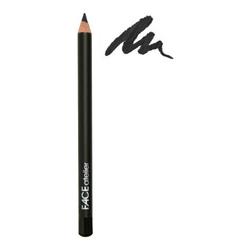 FACE atelier Kohl Eye Pencil - Black, 1 piece
