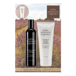John Masters Organics Lavender Holiday Collection, 2 pieces