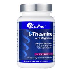 CanPrev L-Theanine, 90 capsules