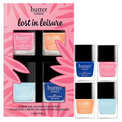 butter LONDON Lost in Leisure Collection, 1 sets