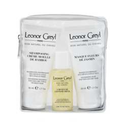 Leonor Greyl Luxury Travel Kit for Dry Hair, 1 sets