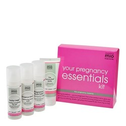 Mama Mio Pregnancy Essentials Kit, 4 pieces