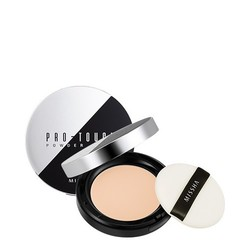 MISSHA Pro-Touch Powder Pact SPF25 | PA++ (No.21), 10g/0.4 oz