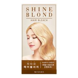 MISSHA Shine Blonde Hair Bleach, 1 set