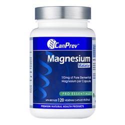 CanPrev Magnesium Malate | 120 V-Caps, 1 piece