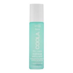 Coola Makeup Setting Spray - Face SPF 30, 44ml/1.5 fl oz