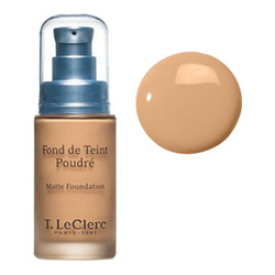 T LeClerc Matte Fluid Foundation SPF 15 05 - Beige Ambre Mat, 30ml/1 fl oz
