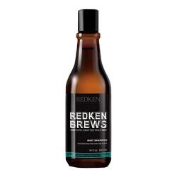 Redken Brews Mint Shampoo, 300ml/10 fl oz