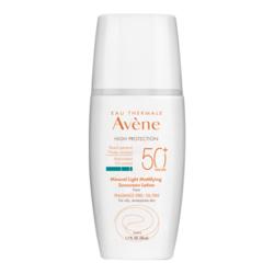 Avene Mineral Light Mattifying Sunscreen Lotion SPF 50+, 50ml/1.7 fl oz