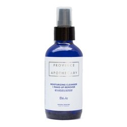 Province Apothecary Moisturizing Cleanser and Makeup Remover, 120ml/4.1 fl oz