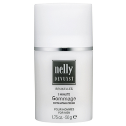 Nelly Devuyst 3 Minute Gommage for Men, 50g/1.75 oz