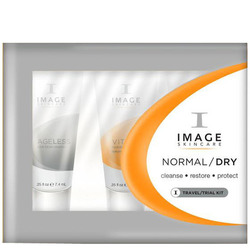 Image Skincare NORMAL / DRY Travel / Trial Kit, 1 sets