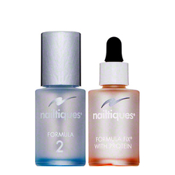 Nailtiques Formula #2 and Formula Fix Kit,  2 pieces