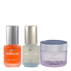 Nailtiques Formula #2 Kit, 3 pieces