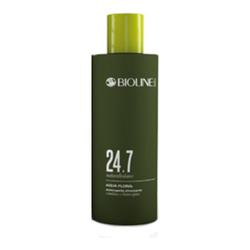 Bioline 24-7 Natural Balance Cleansing Make Up Remover (Aqua Floral), 200ml/6.8 fl oz