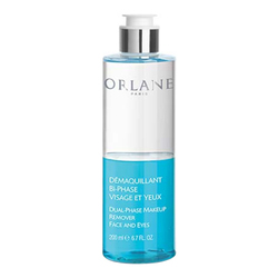 Orlane Dual-Phase Makeup Remover Face and Eye, 200ml/6.8 fl oz