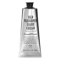Triumph and Disaster Old Fashioned Shave Cream - Tube, 90ml/3 fl oz