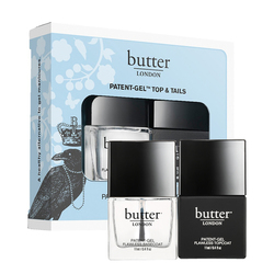 butter LONDON Patent Gel Top & Tails Set, 1 sets