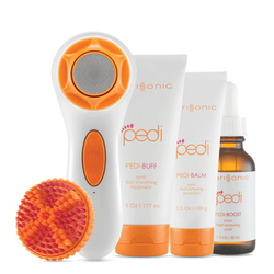 Clarisonic Pedi Kit, 5 pieces
