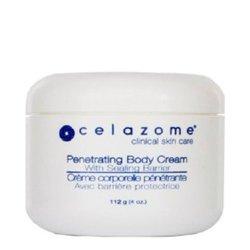Celazome Penetrating Body Cream, 112g/4 oz