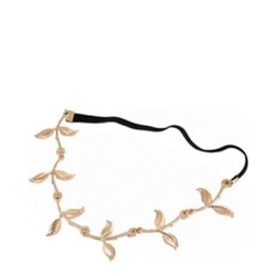 Kardashian Beauty Gold Leaf Hairpiece, 1 pieces