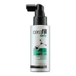 Redken Cerafill Defy Scalp Energizing Treatment for Normal to Thin Hair, 95ml/3.2 fl oz