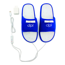 Revive Light Therapy dpl Foot Pain Relief Slippers - Large Size, 1 piece
