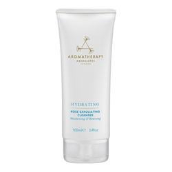 Aromatherapy Associates Hydrating Rose Exfoliating Cleanser, 100ml/3.3 fl oz