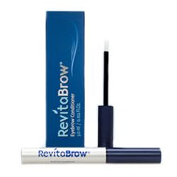 RevitaLash RevitaBrow Eyebrow Conditioner, 3 mL / 0.101 Oz