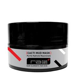 Rhonda Allison For Men Cacti Mud Mask, 60ml/2 fl oz
