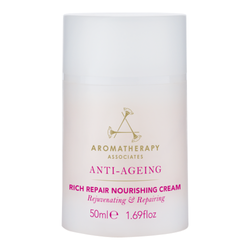 Aromatherapy Associates Anti-Aging Rich Repair Nourishing Cream, 50ml/1.69 fl oz