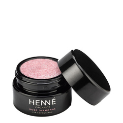 Henne Organics Rose Diamonds Lip Exfoliator, 10ml/0.3 fl oz