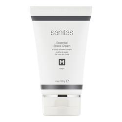 Sanitas Essential Shaving Cream, 120g/4.2 oz