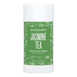Schmidts Natural Deodorant Sensitive Skin Deodorant Stick - Jasmine Tea, 92g/3.25 oz