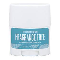 Schmidts Natural Deodorant Sensitive Skin Deodorant Stick - Fragrance-Free, 92g/3.25 oz