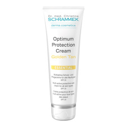 Dr Schrammek Optimum Protection Cream SPF20 - Golden Tan, 75ml/2.5 fl oz