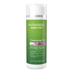 Dr Schrammek Green Peel FRESH - Cleansing Fluid, 200ml/6.8 fl oz