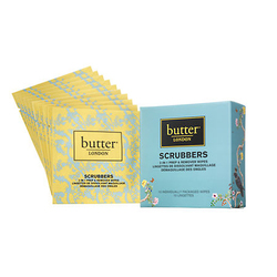 butter LONDON Scrubbers Nail Polish Remover, 1 set