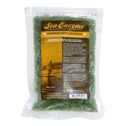 Sea Enzyme Seaweed Bath Crystals, 345g/12 oz