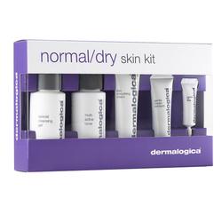 Dermalogica Skin Kit - Normal/Dry Skin, 5 Pieces