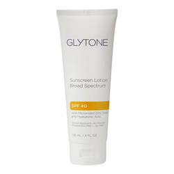 Glytone Sunscreen Lotion SPF 40, 120ml/4.1 fl oz